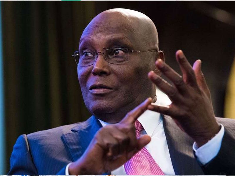 Nigeria's opposition PDP picks Atiku to challenge Buhari