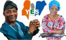 The governorship candidate of YES Party in Ogun State, Sina Kawonise, has picked Ganiyat Agboola as his running mate in the 2019 election.