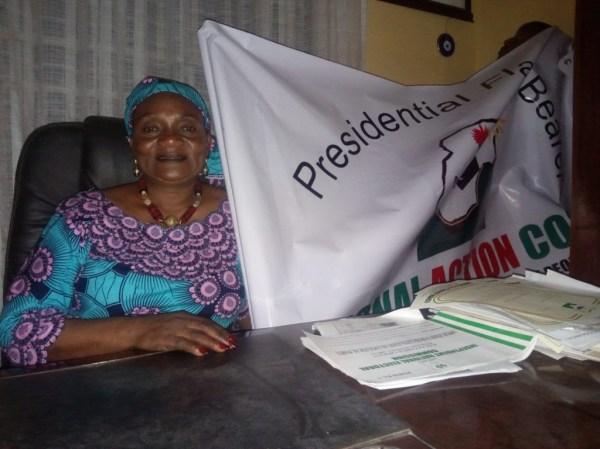 Rabia Cengiz emerges NAC presidential candidate
