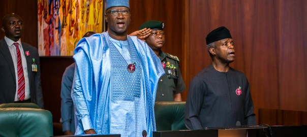 VP Osinbajo presides over FEC. 14th November, 2018.by NOVO ISIORO-17