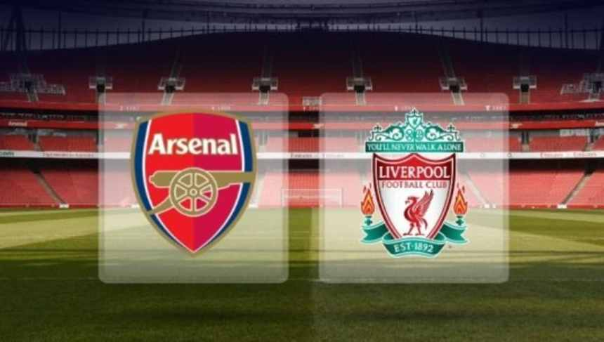 Arsenal Vs Liverpool logos used to illustrate the story. [PHOTO CREDIT: 90Min.in]