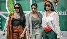 Backyard Fashion Show
