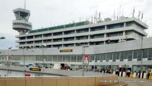The Murtala Mohammed International Airport