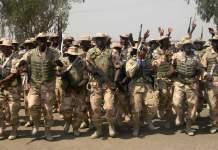 Troops Eliminate 7 Top Commanders Of Boko Haram/iswap Terrorists – Army