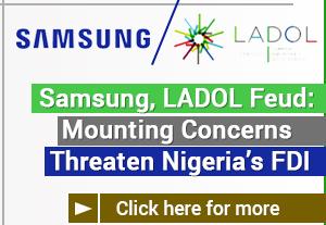 Samsung-Ladol Advert