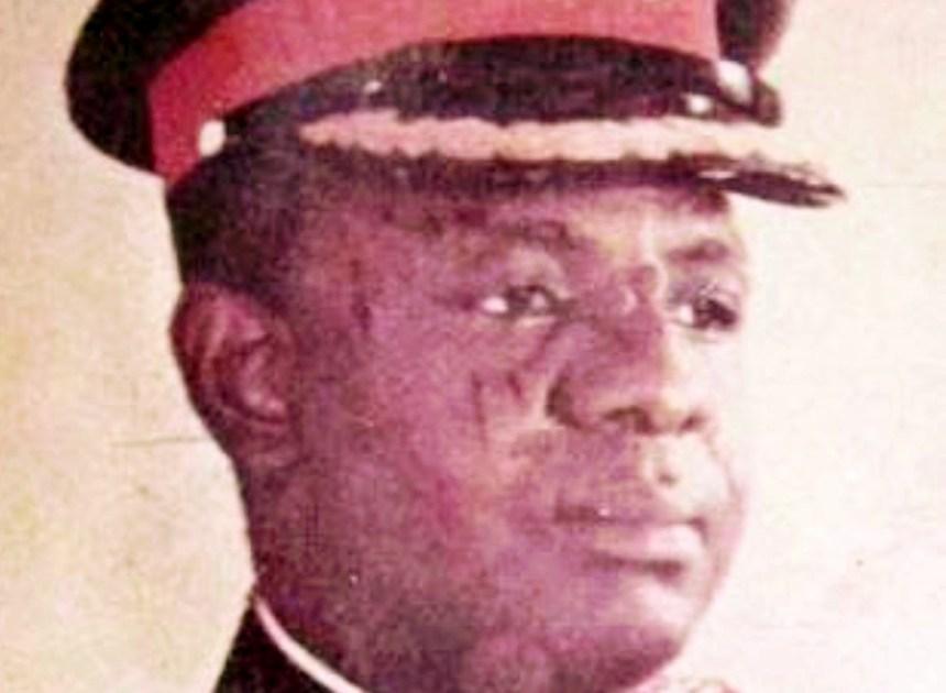 Borno elder statesman and former military governor of North Central State, Abba Kyari.