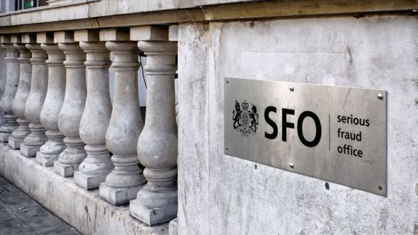 United Kingdom's Serious Fraud Office (SFO). [PHOTO CREDIT: Sky News]