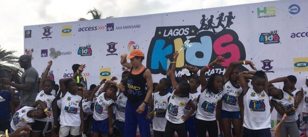 Lagos Kids Mini-marathon