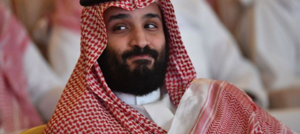 Saudi Crown Prince Mohammed bin Salman. [PHOTO CREDIT: Foreign Policy]