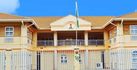 Nigeria's Consulate in Johannesburg, South Africa