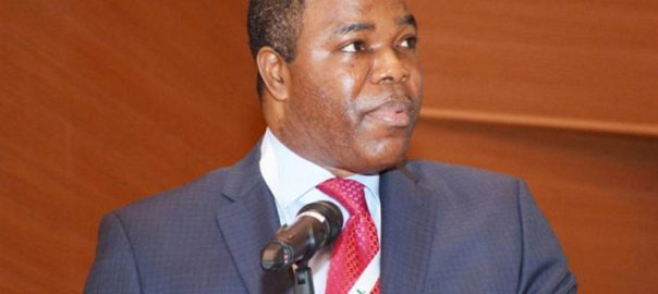 A former chairman of Skye Bank, Tunde Ayeni [PHOTO CREDIT: Guardian Newspaper]
