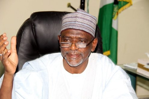 Minister of Education, Adamu Adamu.