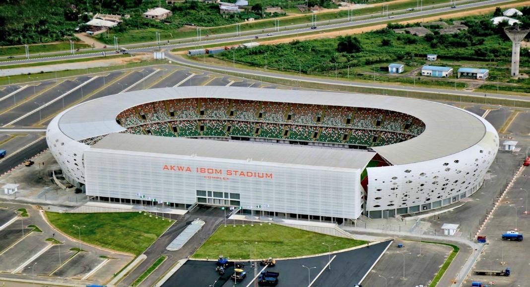Image result for Godswill Akpabio International Stadium