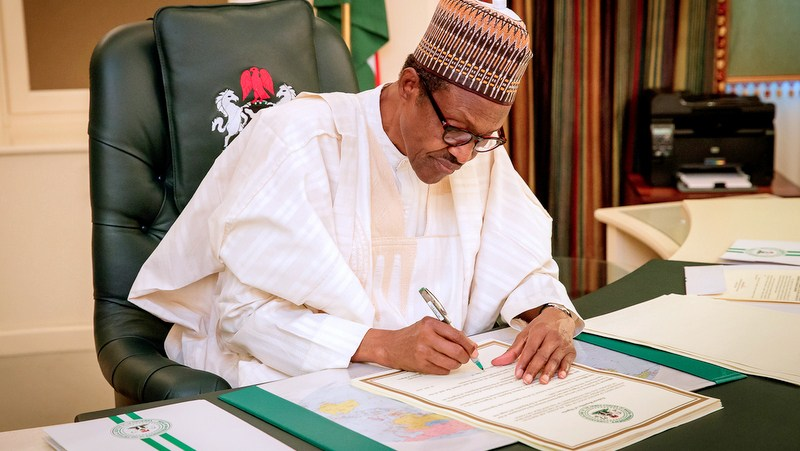 President Muhammadu Buhari may sign the 2020 budget today or later this week