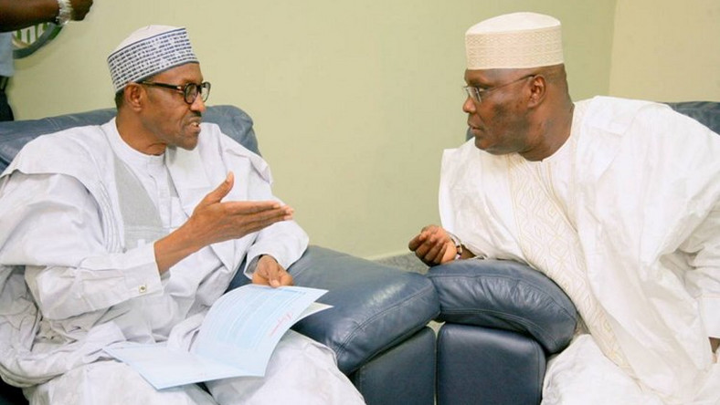 Image result for Buhari Campaign Calls out Atiku on Alleged Record of Corruption