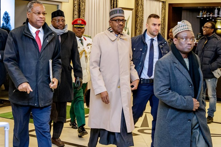 Image result for buhari on poland