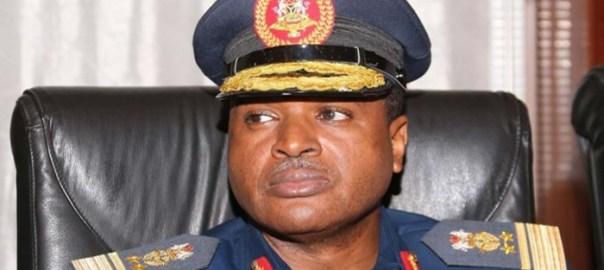 Chief of Air Staff, Air Marshal Sadique Abubakar,