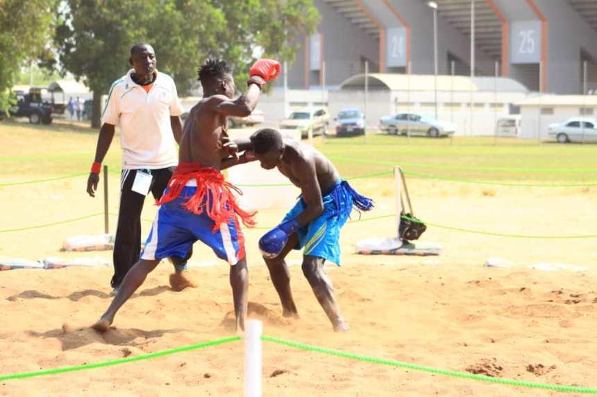 NSF: Dambe boxing