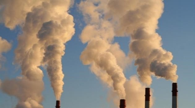 Greenhouse emission illustrated