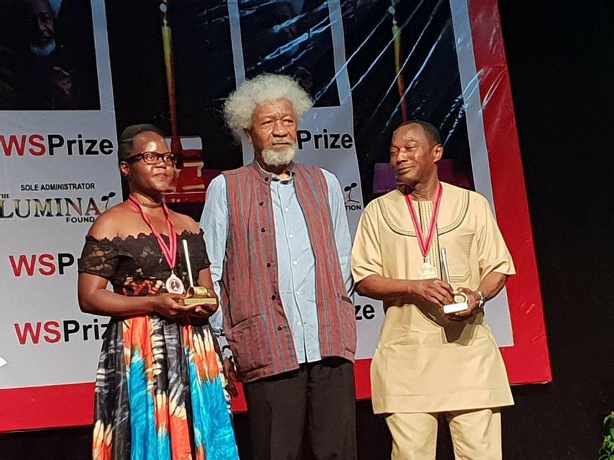 Nigerian professor, Ugandan win Wole Soyinka Prize for Literature