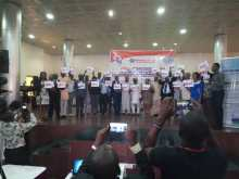A cross-section of participants at the conference. Attached.