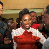 Chimamanda Adichie concludes creative writing workshop in Lagos