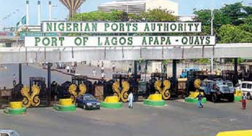 Nigerian Ports Authority. [PHOTO CREDIT: NigerianEye]