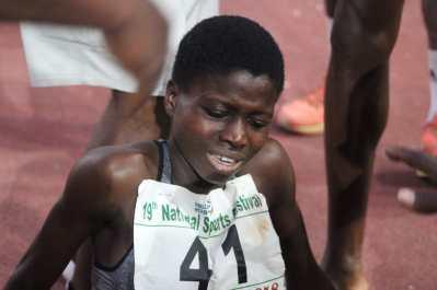 Nse 400m Women Winner