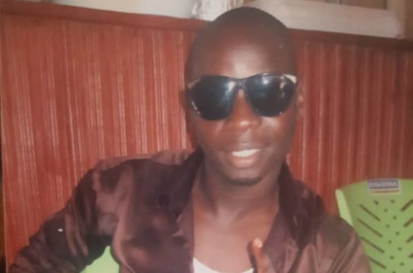 Oluwaseyi Adesuyi. His family says he was taken away by SARS operatives but has not been seen ever since.