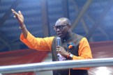 Ayo Oritsejafor at the Holy Ghost Congress