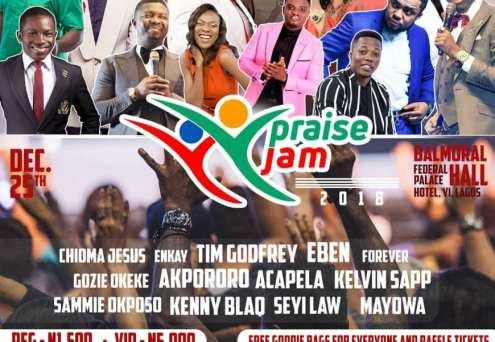 Praise Jam 2018