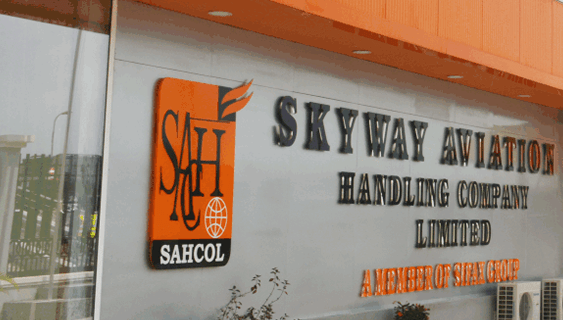 Skyway Aviation Handling Company Plc (SAHCO)