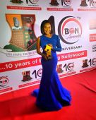Tana Adelana won the Best Actress in Leading Role (English) at the 2018 BON AWARDS