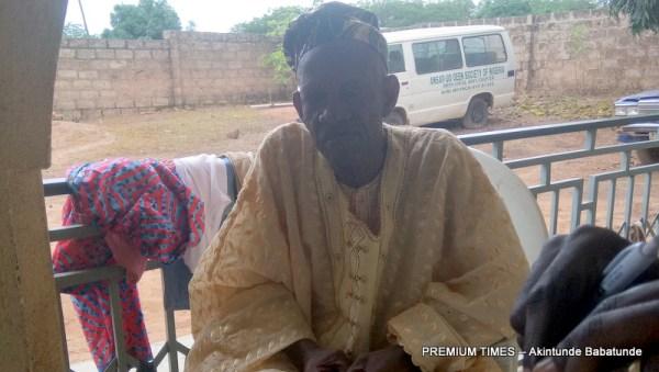 Alhaji Jimoh Aderibigbe