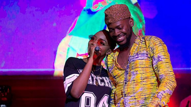 The news of the secret introduction ceremony of Nigerian singers, Simi and Adekunle Gold, has stirred diverse reactions on social media.
