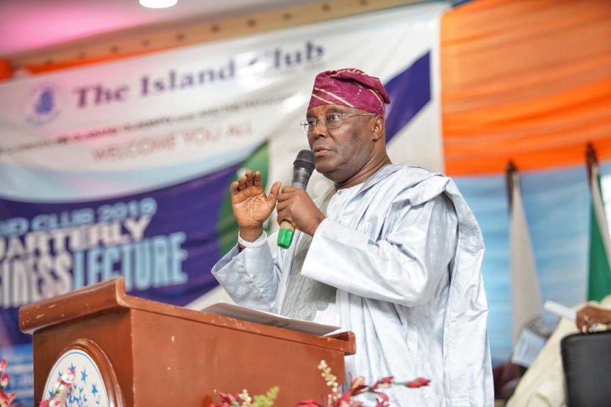 Atiku Abubakar, Benue