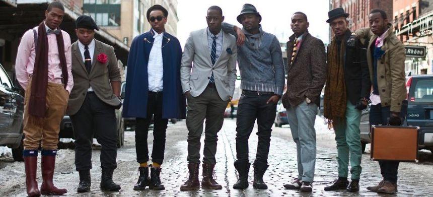 Black men (photo credit_howmendress)