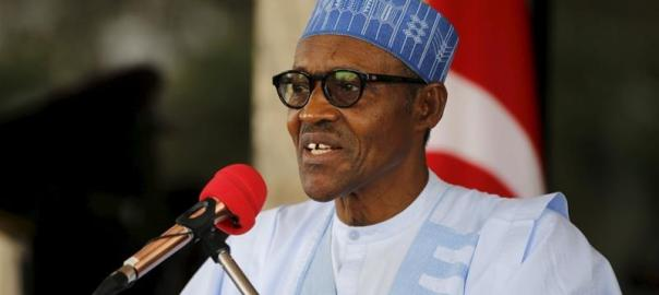 Muhammadu Buhari [Photo: Presidency]