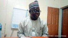 Sadiq Umar, the Kwara North senatorial candidate for All Progressive Congress in the 2019 general elections in Kwara state