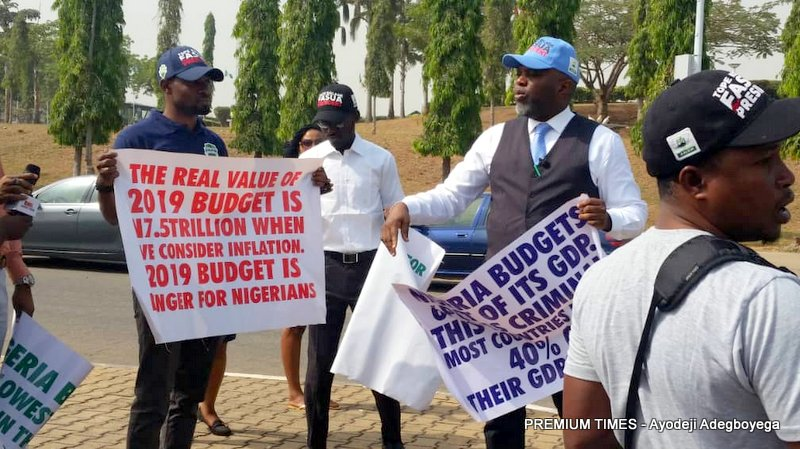 Opponent asks Buhari to increase 2019 budget to N15 trillion