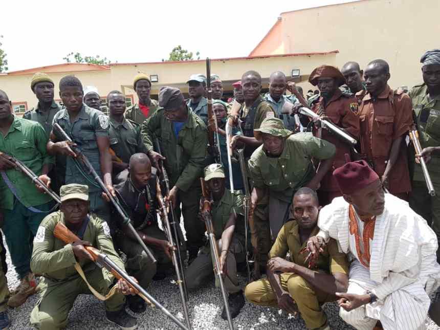 Borno govt to deploy hunters to fight Boko Haram