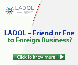 LADOL Advert