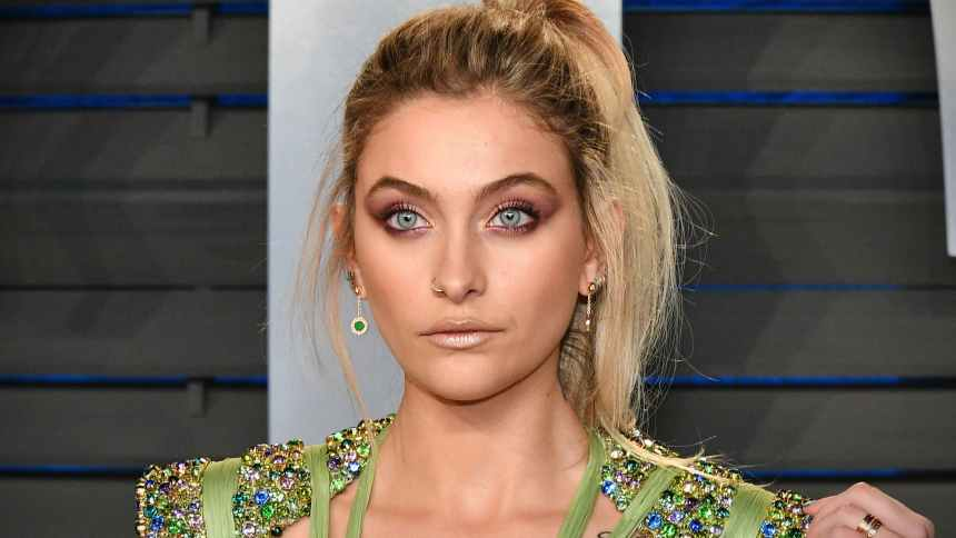 Paris Jackson (Photo Credit: Entertainment Tonight)