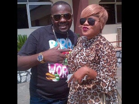 Yomi Fabiyi and Toyin Abraham