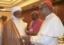 Sultan of Sokoto and Archbishop Onaiyekan
