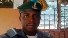 Killed Customs Officer