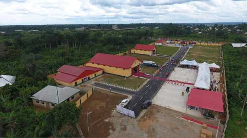 AKEES mini-Industrial Estate, Itu, Akwa Ibom