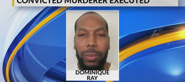 Alabama_executes_Dominique_Ray [PHOTO CREDIT: WKRG.com]
