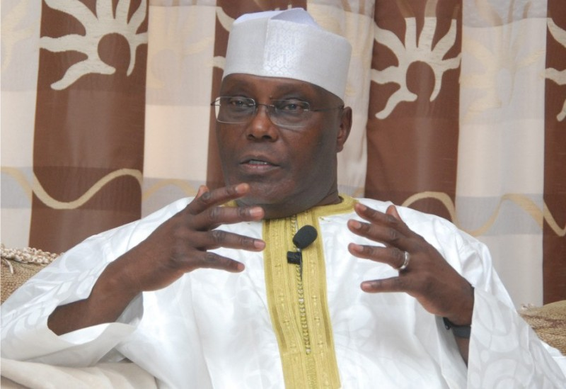Atiku finally speaks on defeat at presidential tribunal