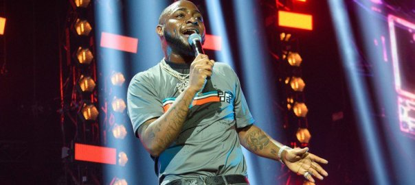 David Adeleke A.K.A Davido (Photo Credit: Pulse)